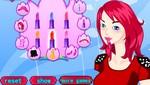 Kızıl Saçlı Kız Makyajı