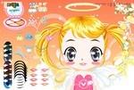Küçük Kız Makyajı