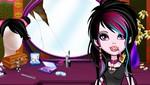 Vampir Kız Makyajı